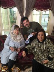 مسلسل مبتعثات - لطيفة مجرن + فهد مندي + مريم الغامدي